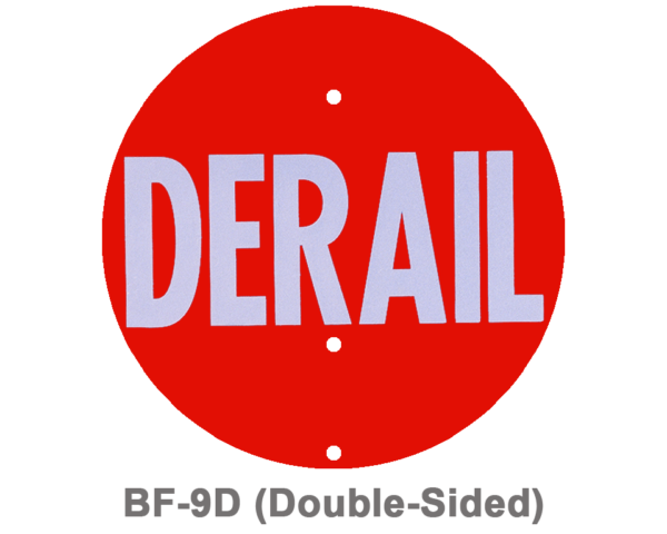 BF-9D_DERAIL_SIGNAL FLAG_RED