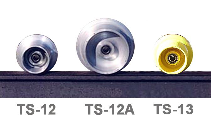 TS-12_TS-12A_Aluminum_TS-13_Ductile Alloy_Wheels
